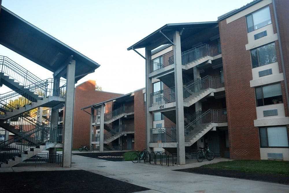 <p>Currently, 84 rising second years are assigned to live in the Johnson, Malone and Weedon dorms while another 295 are assigned to Lambeth Apartments. &nbsp;</p>
