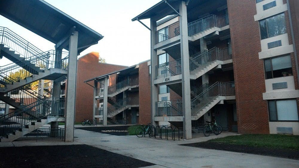 Currently, 84 rising second years are assigned to live in the Johnson, Malone and Weedon dorms while another 295 are assigned to Lambeth Apartments.