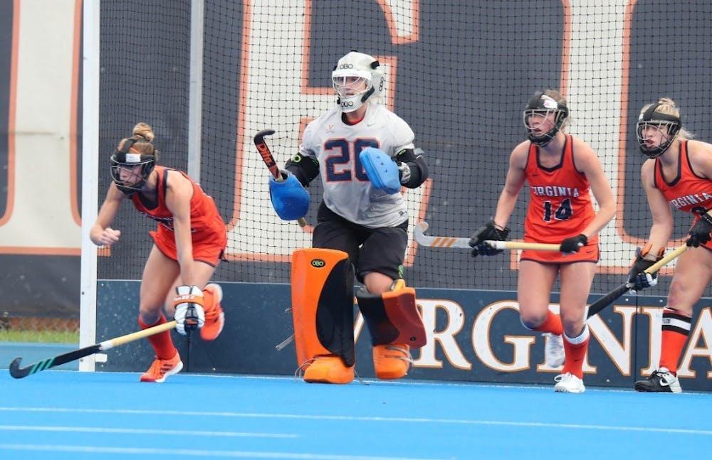 No. 4 field hockey knocks off No. 3 Maryland to reach NCAA semifinals - University of Virginia The Cavalier Daily