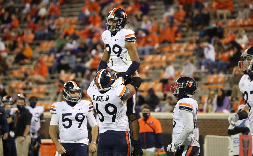 <p>The Virginia offense will need to continue to make plays if the Cavaliers hope to get back to their winning ways.</p>
