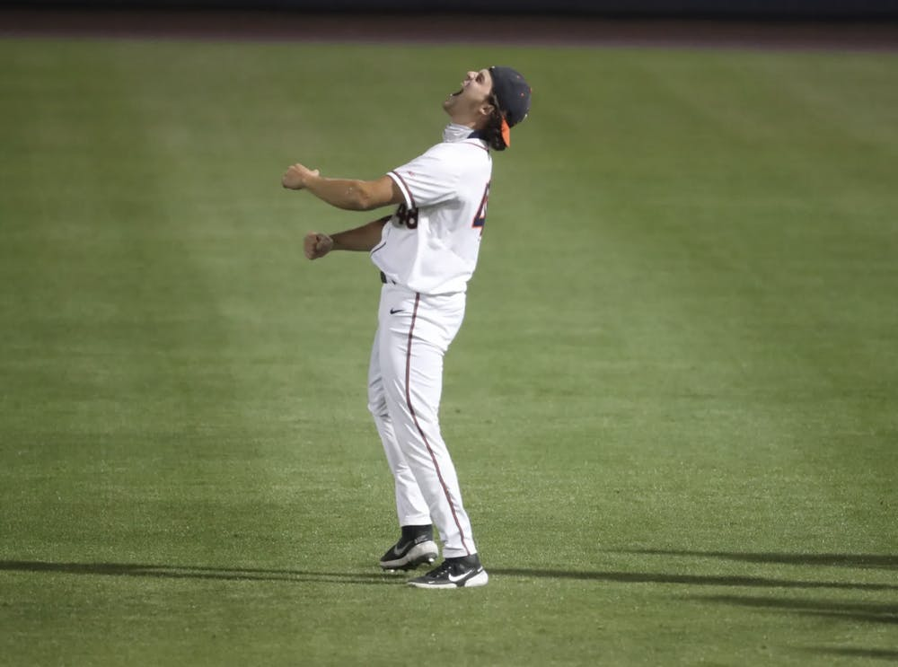 <p>Virginia's victory in the opening game of this series was its first in an ACC series opener all season.</p>