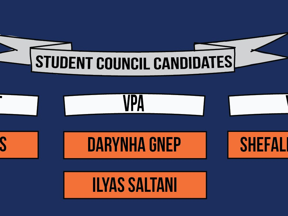 President and VPO races are now uncontested, while Ilyas Saltani remains in race for VPA against Darynha Gnep