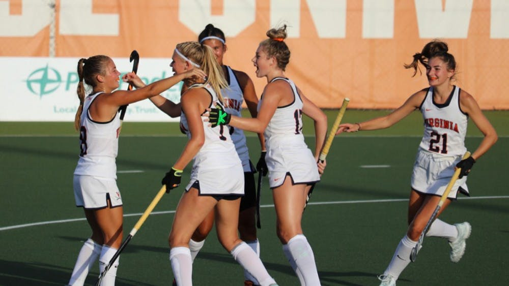 <p>After a slow first half, the Cavaliers scored two goals to seal Coach Michele Madison's 400th win.</p>
