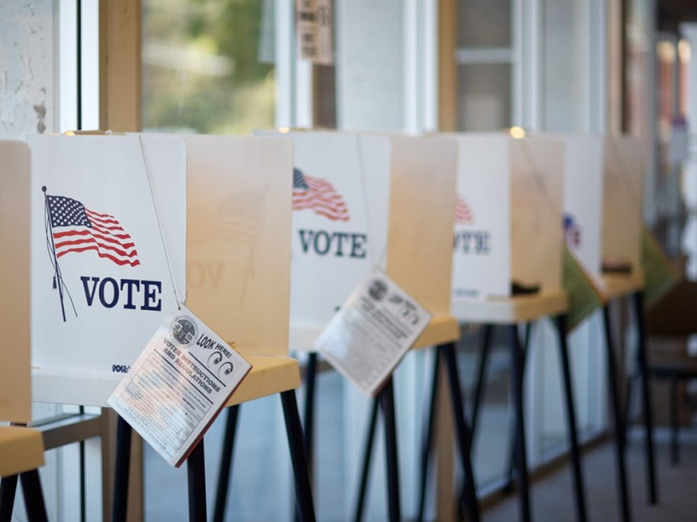 Election Day for the 2018 midterm election is on Tuesday, Nov 6.