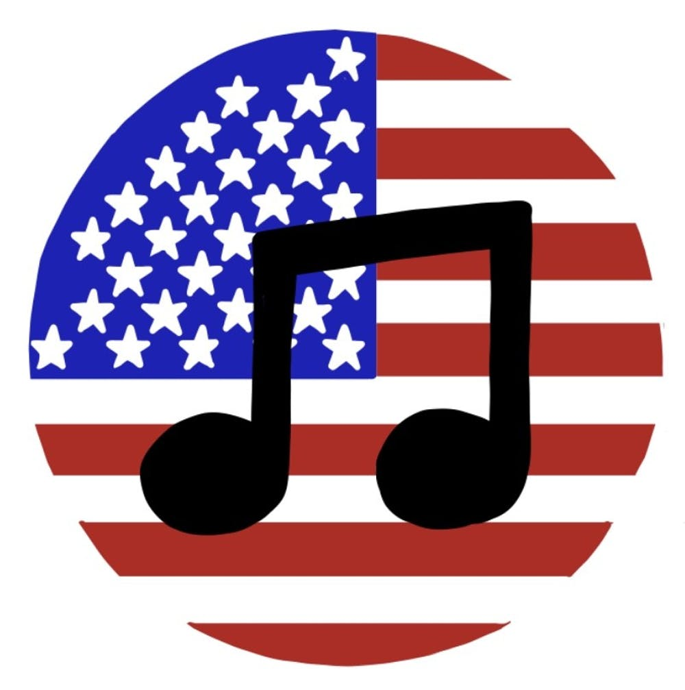 Here is an election-inspired playlist to ease your fears and inspire hope.