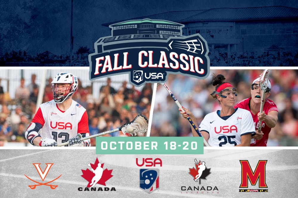 <p>The 2019 Team USA Fall Classic will be held from Oct. 18 to Oct. 20 and will feature high school, collegiate and national teams.&nbsp;</p>