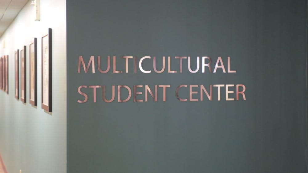 """The Multicultural Student Center began its """"Pathways"""" series Wednesday afternoon, inviting Alex Cintron, a fourth-year College student and Student Council President, to speak on his journey with representation."""