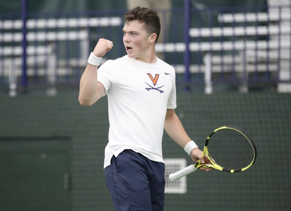 <p>The postseason is quickly approaching for No. 4 men's tennis who is currently on an electric 10-game win streak.</p>