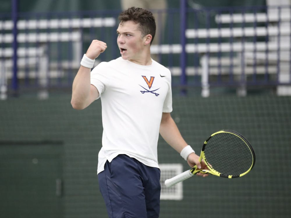 The postseason is quickly approaching for No. 4 men's tennis who is currently on an electric 10-game win streak.