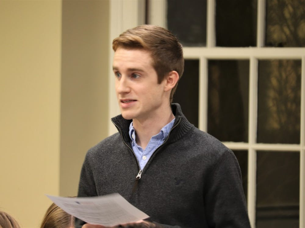 Thomas Sumner, a fourth-year College student and the President of University Singers, said eliminating the letter grade system for music ensemble courses would diminish the achievements of hard-working student singers.