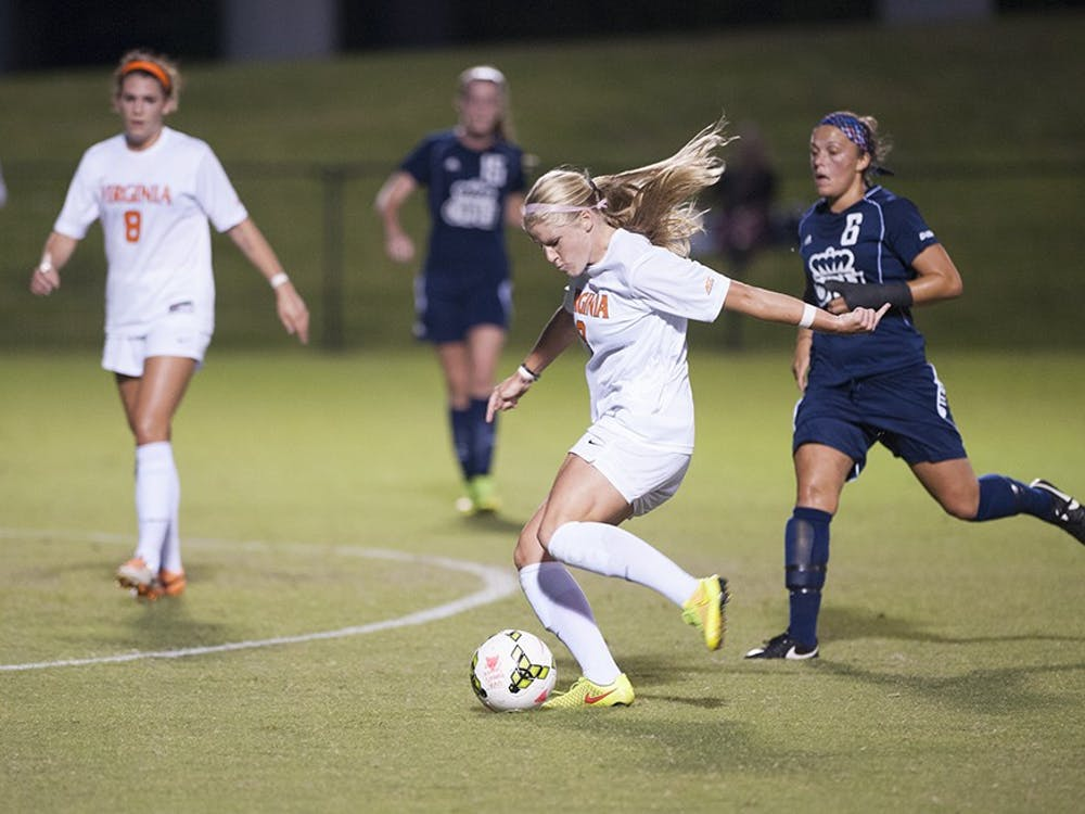 Junior forward Makenzy Doniak scored her sixth goal of the season and tallied an assist in No. 2 Virginia's 3-1 win against Miami. Following her goal,Doniak moved into a tie for fourth on Virginia's all-time scoring list.