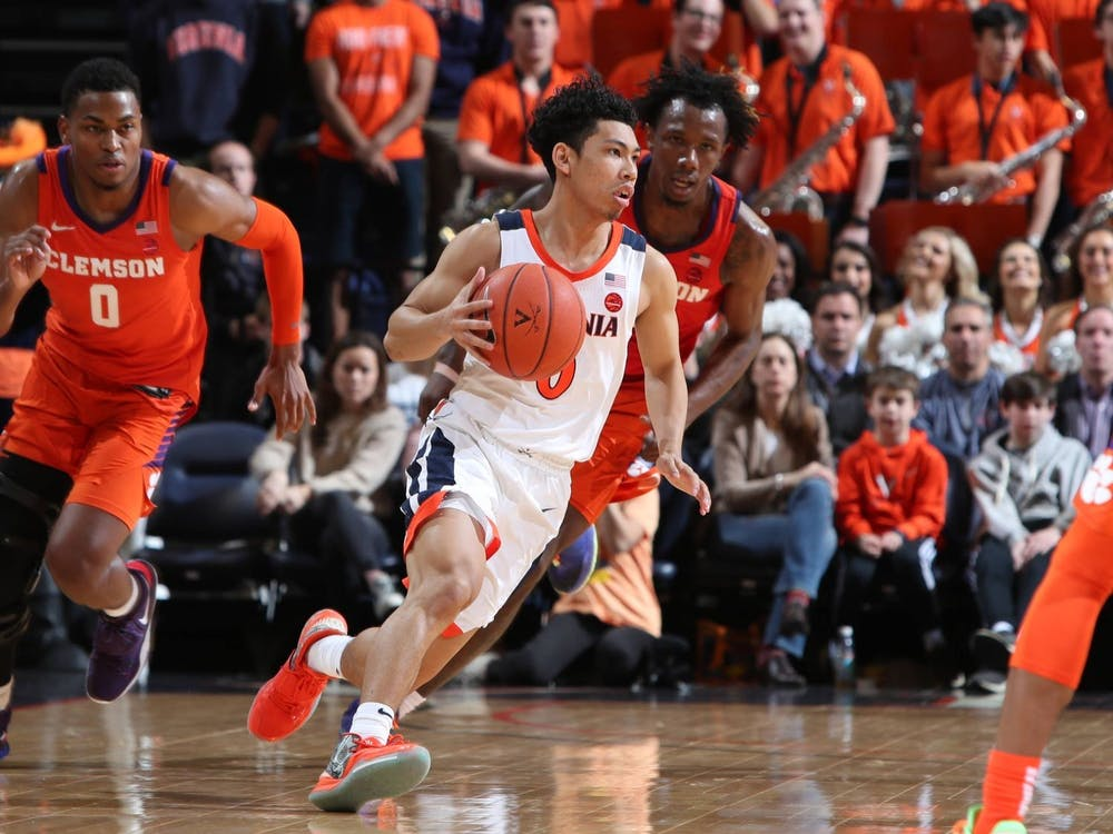 Junior guard Kihei Clark will look to lead the Cavaliers to their 11th straight win against the Tigers.