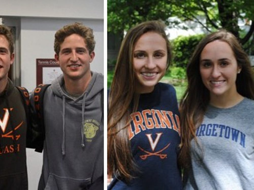 These two sets of twins have embraced their similarities while also blazing their own paths to individual success.