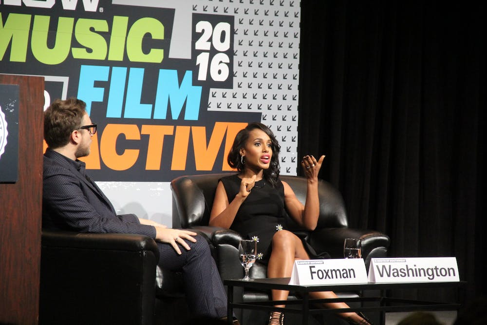 "<p>Actress Kerry Washington plays Mia Warren in the Hulu drama ""Little Fires Everywhere"" alongside co-star Reese Witherspoon</p>"