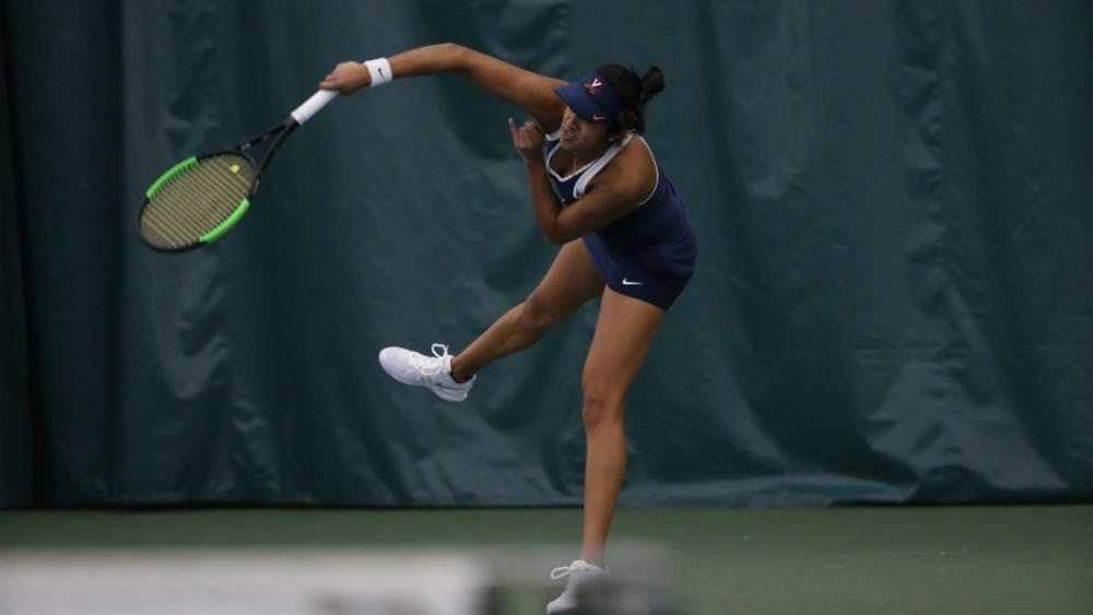 No. 21 freshman Natasha Subhash cruised in her match against Michigan, defeating No. 35 Giulia Pairone in straight sets.