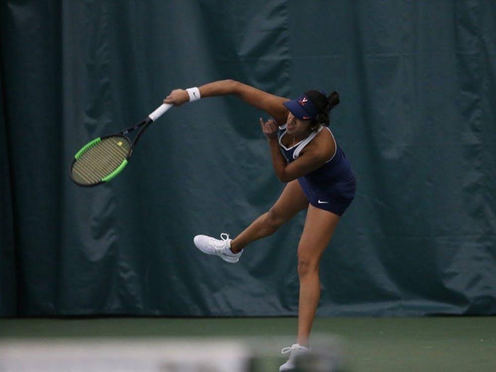 No. 21 freshman Natasha Subhash cruised in her match against Michigan, defeating No. 35 Giulia Pairone in straight sets.