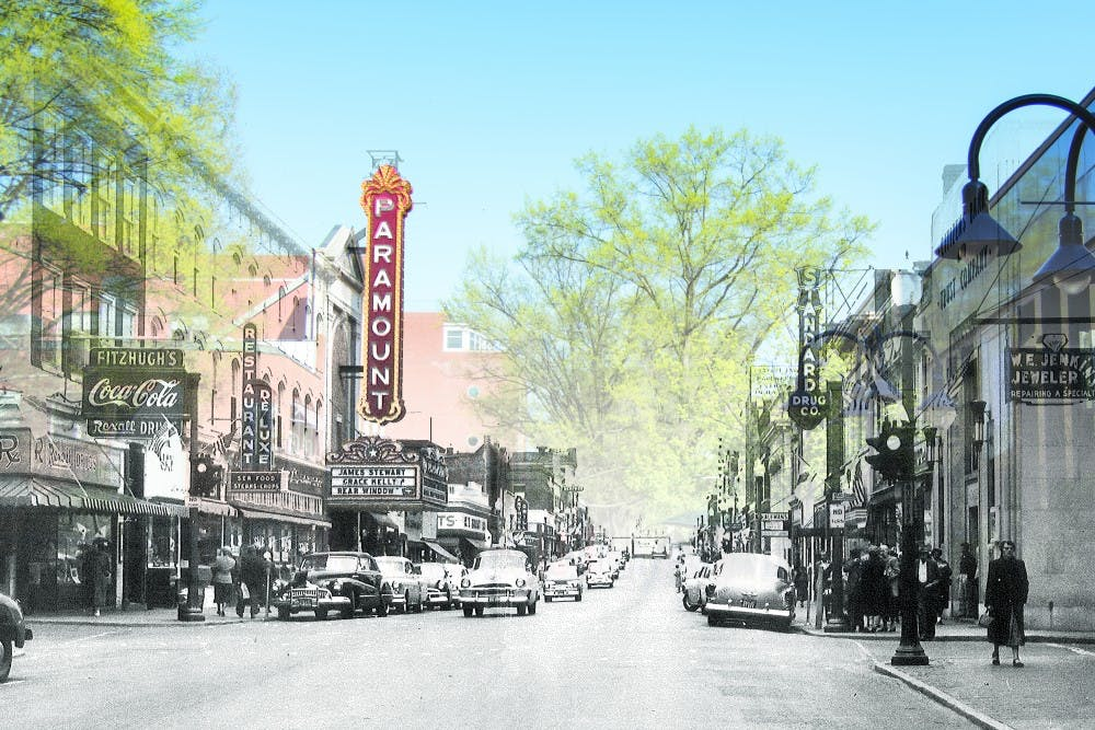 <p>The significant changes that the Downtown Mall has gone through over the past several decades have transformed it into a staple of Charlottesville culture.</p>