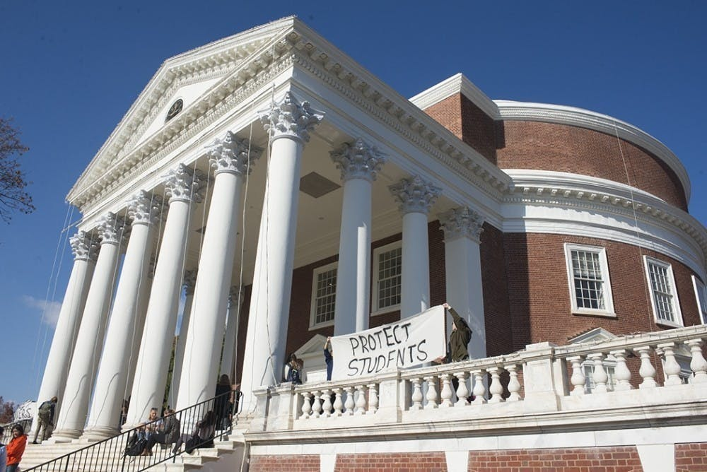 <p>The University is evaluating the costs and benefits of expanding access to additional DACA students and undocumented students following the passage of new legislation in Virginia.</p>