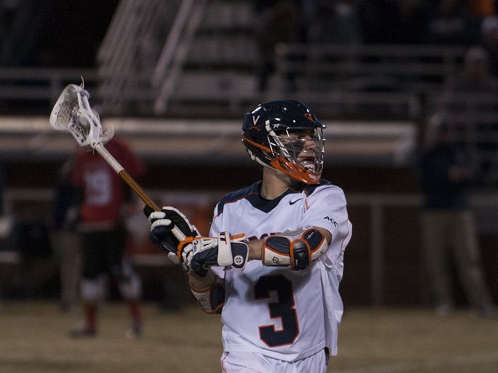 Junior midfielder Ryan Tucker scored a career-high five goals and added an assist to lead the No. 5 Cavaliers to victory Saturday against Rutgers, 19-12.