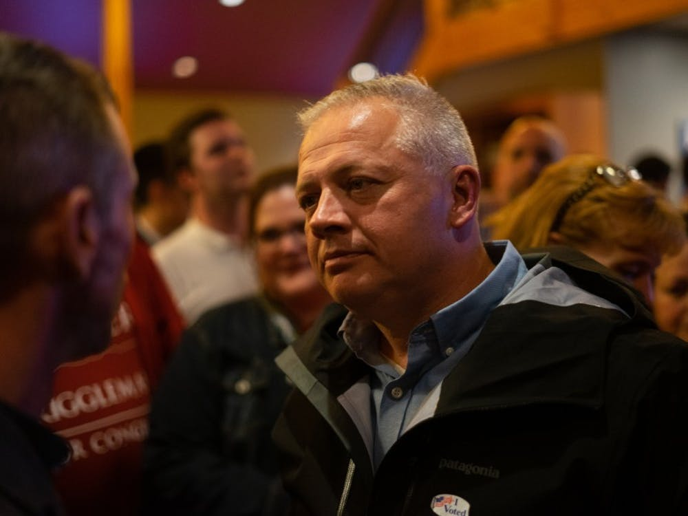 Riggleman's positions on marriage equality and immigration have drawn ire from local conservative leaders.