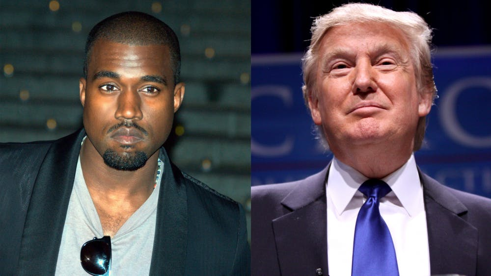 """Kanye West made headlines last week for supporting President Donald Trump and his campaign slogan, """"Make America Great Again."""""""