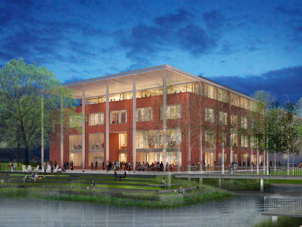 The Board of Visitors plans to vote on schematic designs for both the construction of a School of Data Science at the Ivy Corridor as well as a renovation to Smith Hall at the Darden School of Business.
