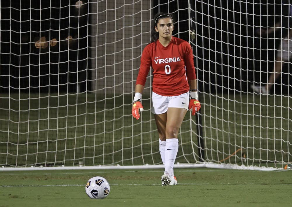 <p>Fifth year goalkeeper Laurel Ivory has only allowed seven goals all season and just one in the last three matches.</p>