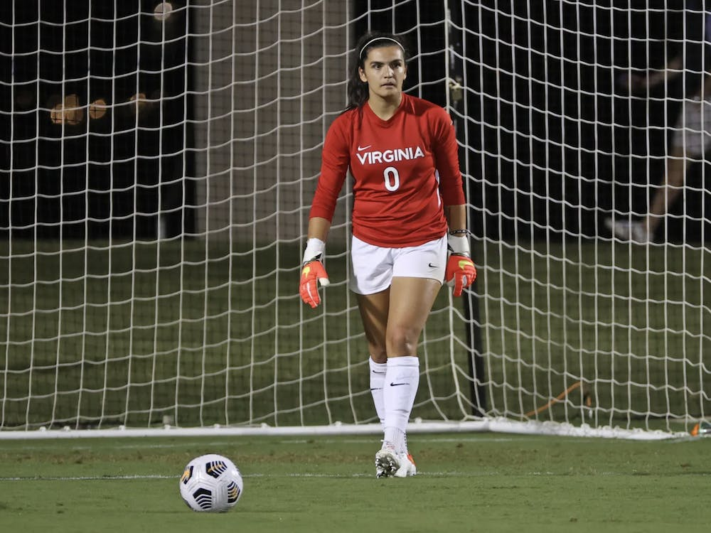 Fifth year goalkeeper Laurel Ivory has only allowed seven goals all season and just one in the last three matches.