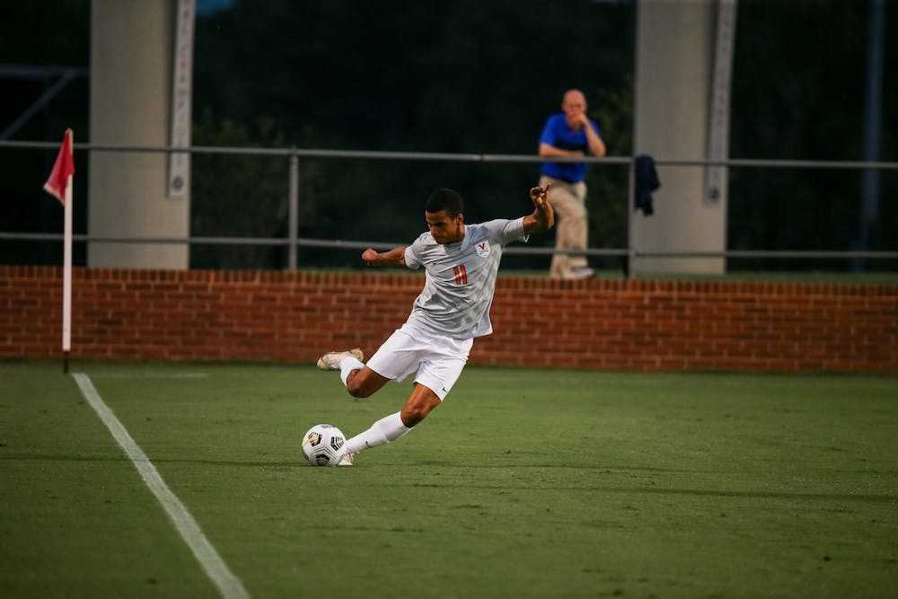 <p>With the loss to Virginia Tech, Virginia is now winless in its last four matches.</p>