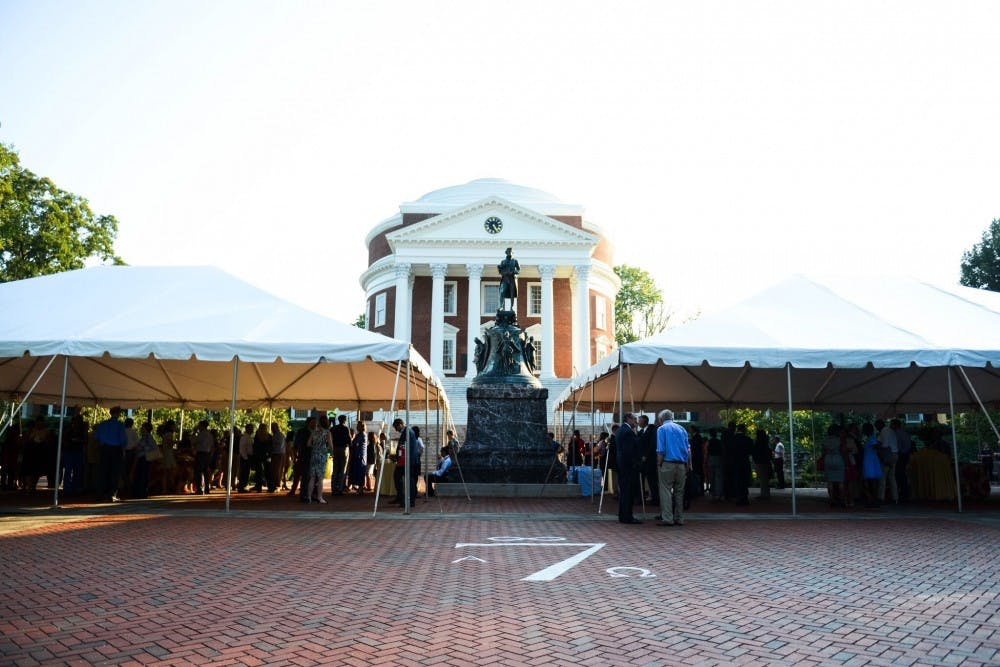 <p>According to Vice President for Advancement Mark Luellen, the University plans to welcome thousands of members of the University community to the events.</p>