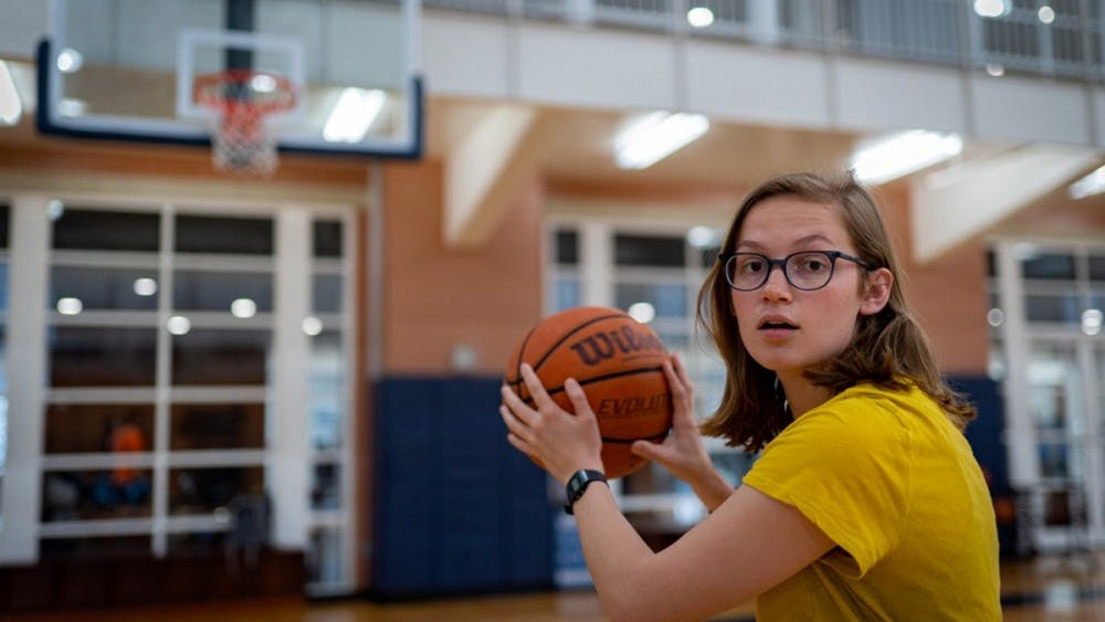 Humor columnist Cate Streissguth reminds readers that there are multiple U.Va. basketball teams.