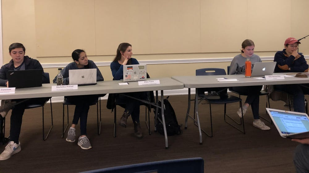 The three new student organizations British student association, HoosTalking and TAMID were approved for CIO-status.