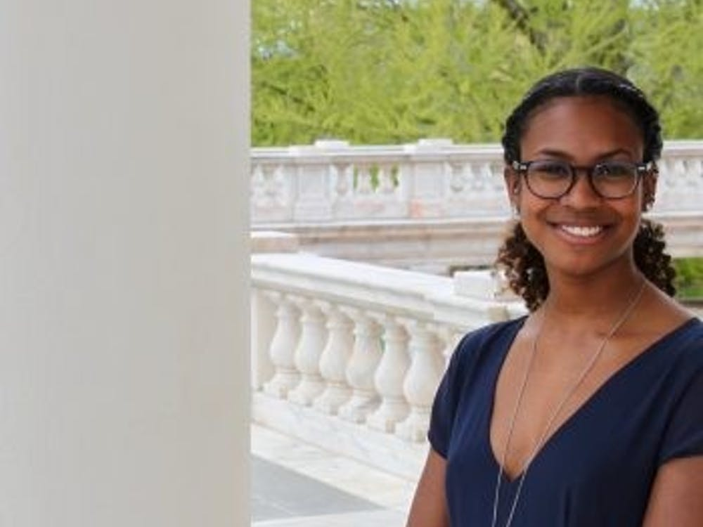 Shannon Cason is a fourth-year College student and chair of the University Judiciary Committee.