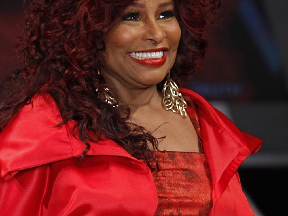 """On """"Hello Happiness,"""" Chaka Khan disappoints — but not for lack of trying."""