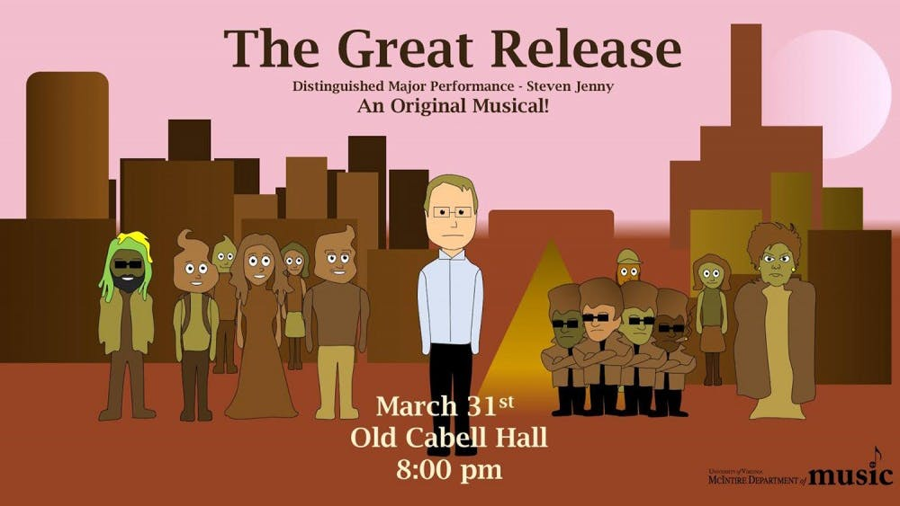 """The student-created play """"The Great Release"""" promises a hilarious, if unusual time."""
