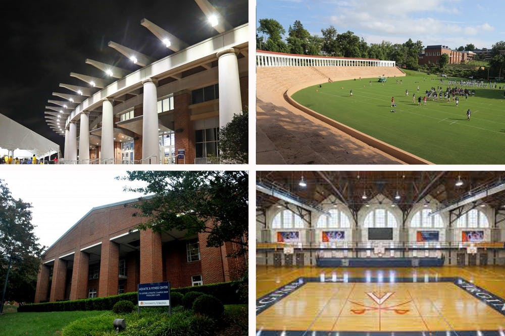 sp-locationscollage-emmakleinandcourtesyvirginiaathleticsandtheuniversityofvirginia