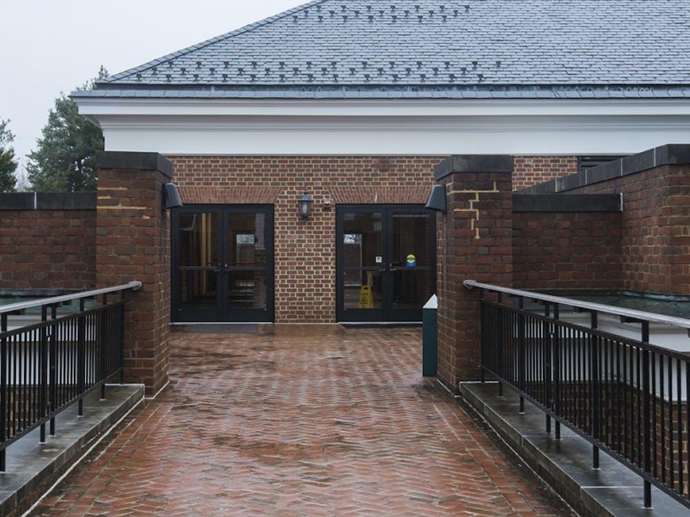 The Media Studies Department is housed in Wilson Hall.