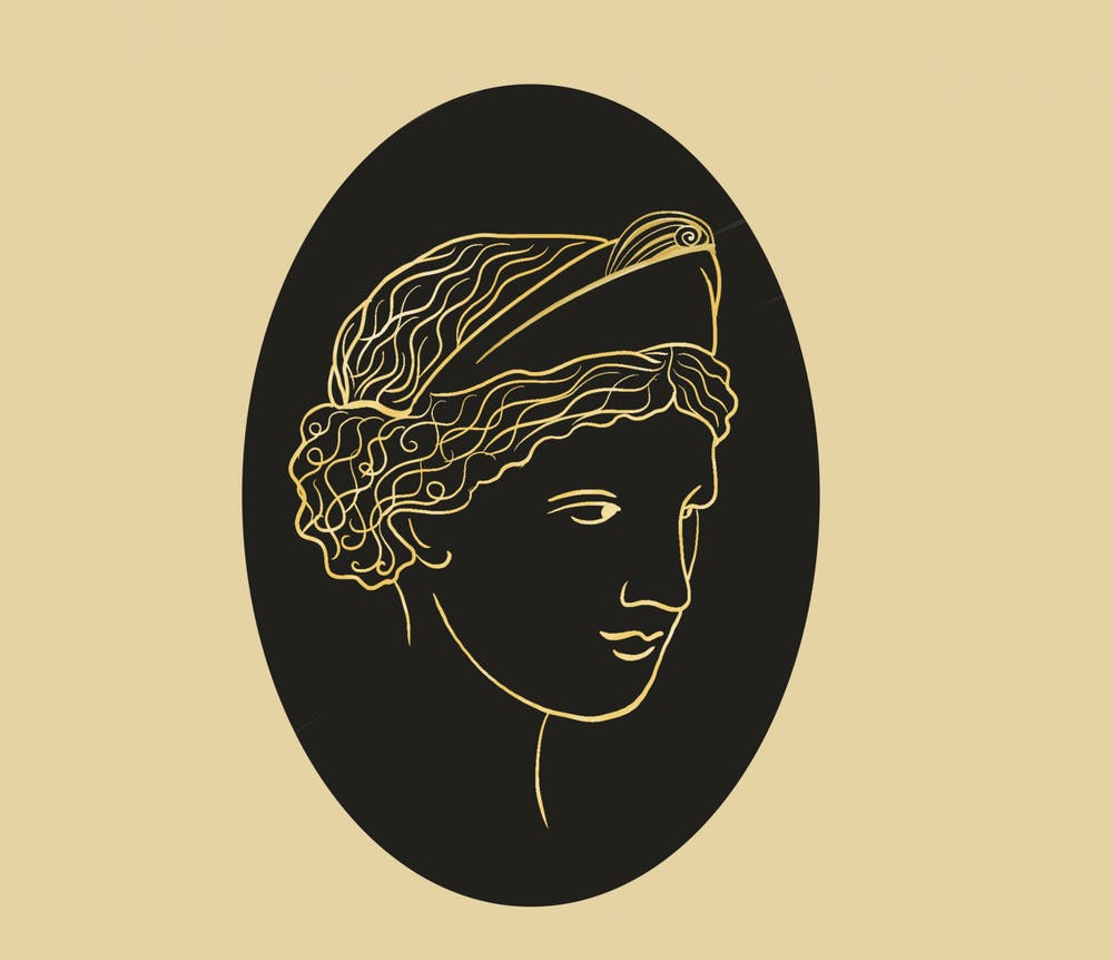 """<p>Miller's iconic books """"Circe,"""" published in 2018, and """"The Song of Achilles,"""" published in 2011, both focus on the ruthless nature of Greek mythology, the horror of eternity and the ever-encroaching fear of death.</p>"""