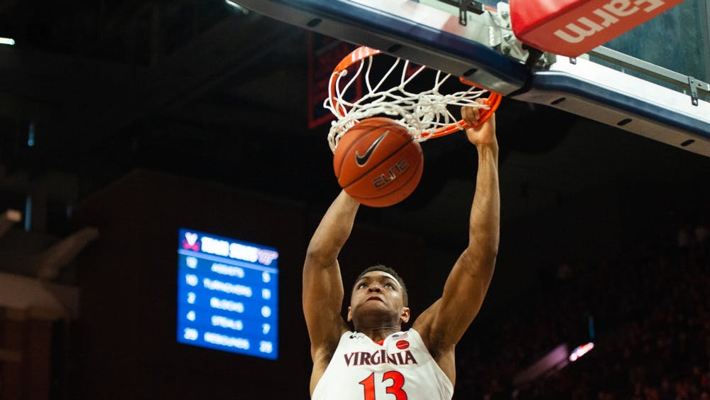 Freshman guard Casey Morsell's ability to get to the rim could boost Virginia's offense in 2020.