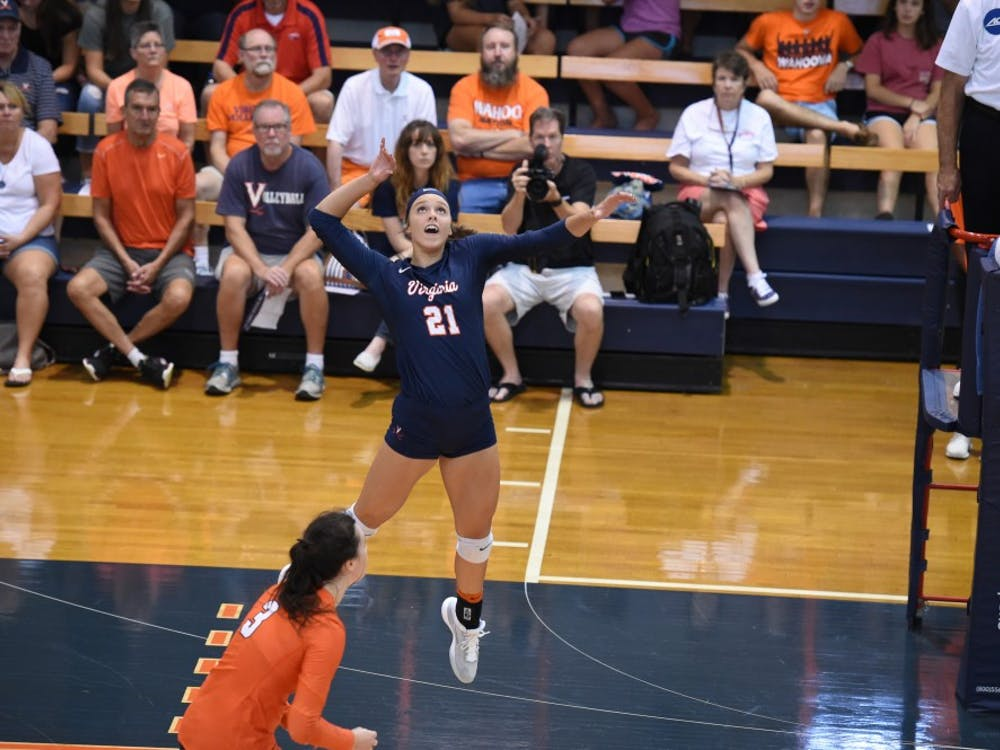 The Cavaliers have been led by sophomore outside hitter Sarah Billiard, who leads Virginia with 3.86 kills per set.
