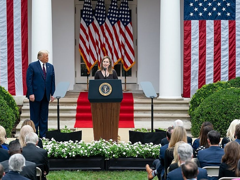 Justice Amy Coney Barrett embodies feminism and should be considered a role model to all women.