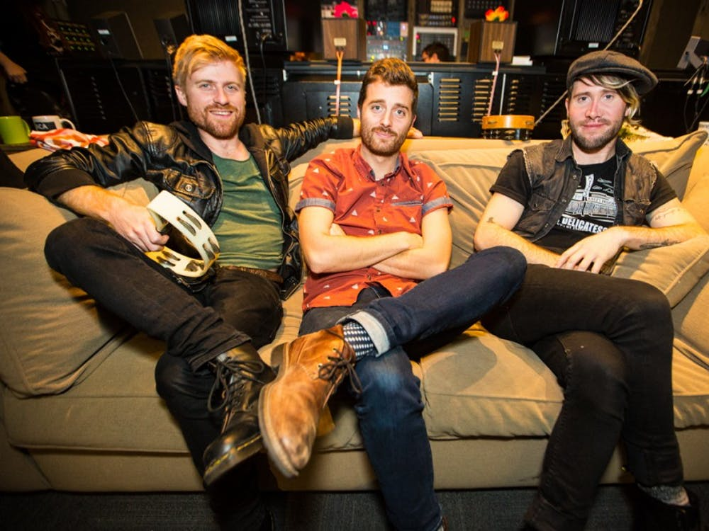 Jukebox the Ghost in 2016.