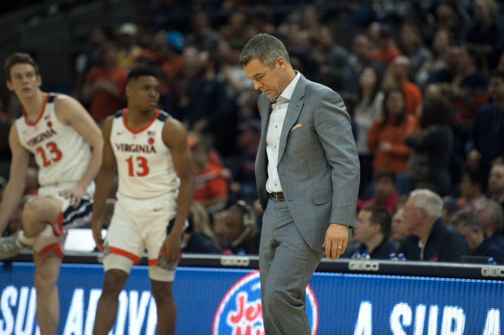 <p>Virginia will not have a chance to compete in the ACC Tournament as the remainder of the competition has been cancelled.</p>