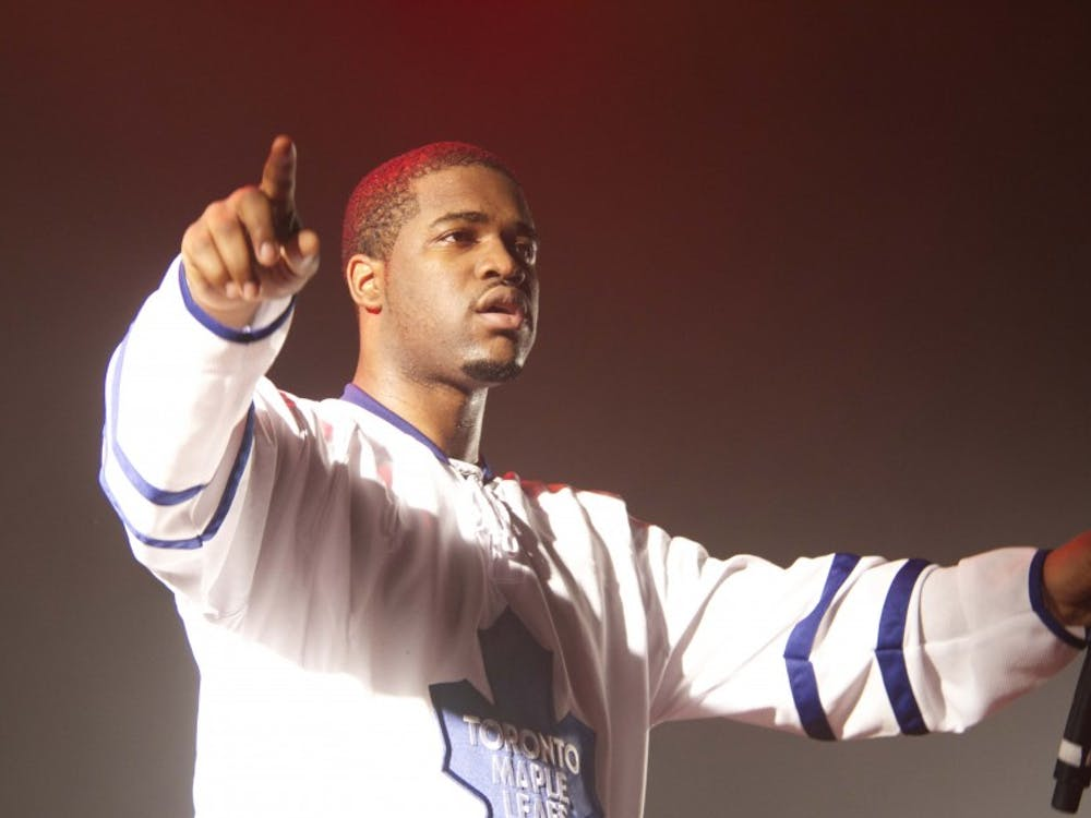 A$AP Ferg performs at The Opera House in Toronto in Dec. 2013.