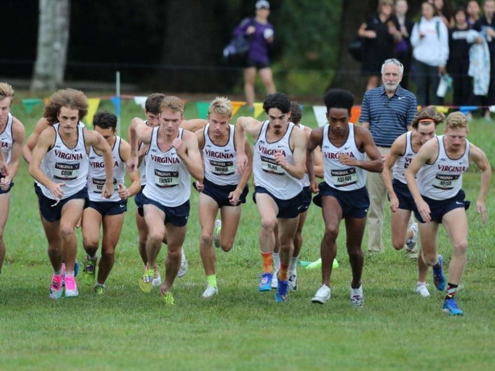 The No. 22 men, led by junior Rohann Asfaw, finished first in the Cavalier Classic at Panorama Farms.