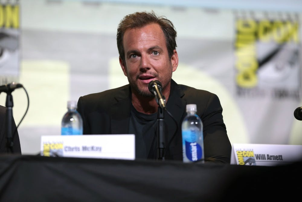 <p>Will Arnett, seen here at San Diego Comic Con in 2016, voices the titular Horseman in the Netflix animated series.&nbsp;</p>