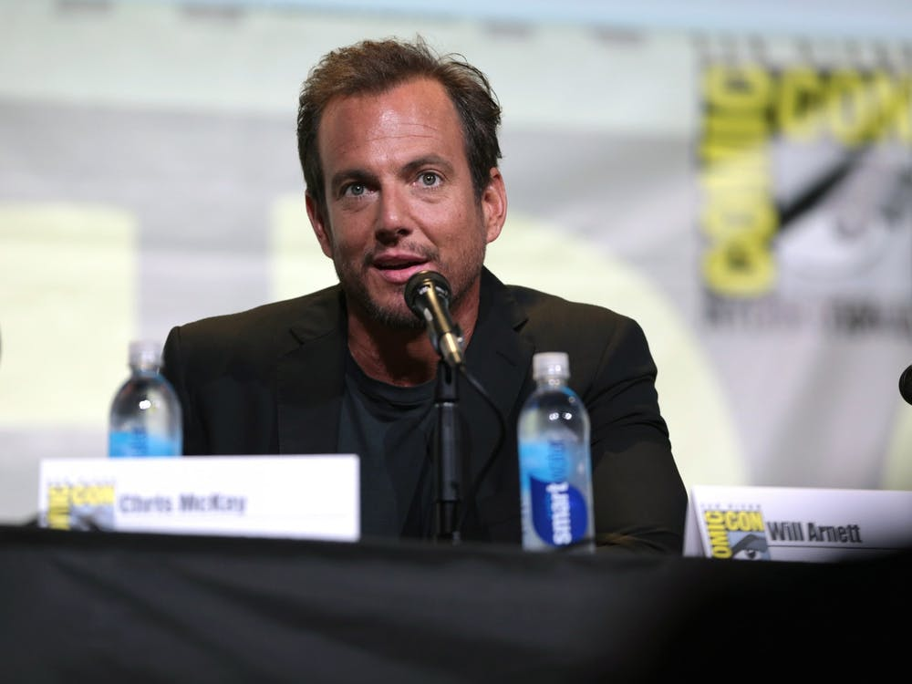 Will Arnett, seen here at San Diego Comic Con in 2016, voices the titular Horseman in the Netflix animated series.