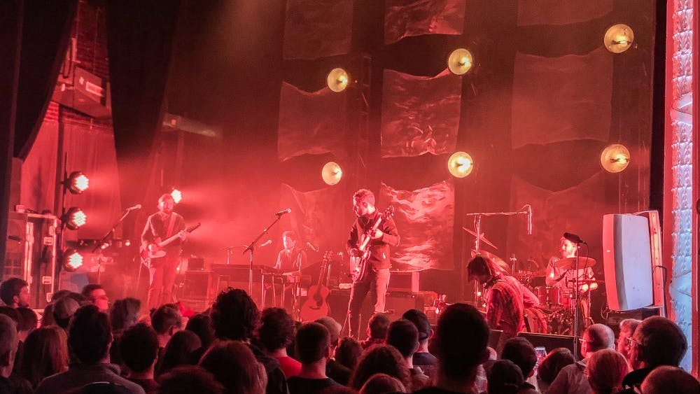 Dawes performed at the Jefferson Theater last Friday on the heels of their sixth studio album.