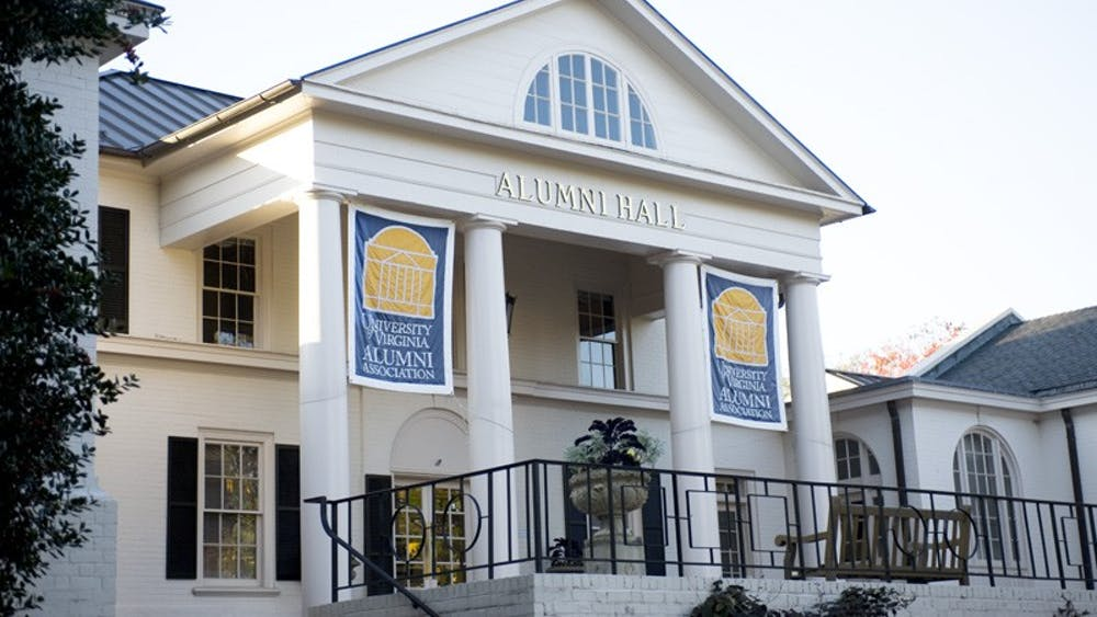Some Albemarle County voters cast their ballots at Alumni Hall, among other locations, in the elections last fall.