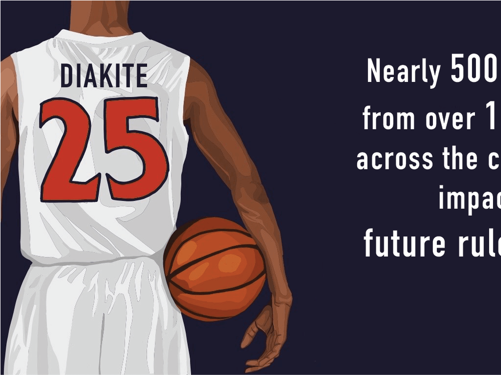 The proposed bill would be a game-changer for Virginia student-athletes, allowing them to profit off their name and likeness.